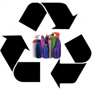 Reusing and recycling plastics with the plastic injection molding process.